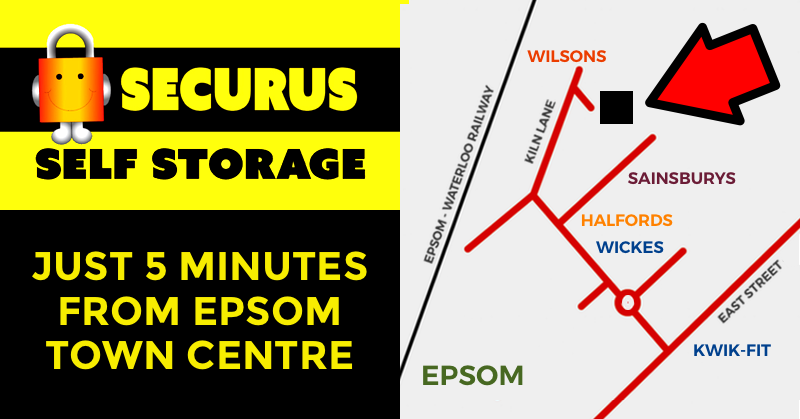 Securus Self Storage - Personal and Business Self-Storage in